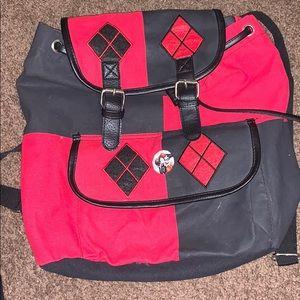 Handbags - Harley Quinn book bag